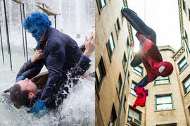 X-Men Days of Future Past and The Amazing Spider-Man 2
