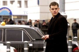 THE BOURNE SUPREMACY, Matt Damon