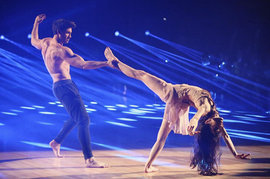 Dancing with the Stars, Meryl Davis and Maksim Chmerkovskiy