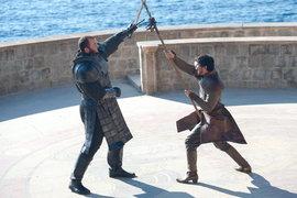 Game of Thrones, Hafþór Júlíus Björnsson and Pedro Pascal
