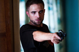 The Rover, Robert Pattinson