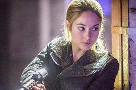 Divergent, Shailene Woodley