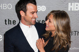 Justin Theroux Jennifer Aniston
