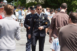 The Leftovers, Justin Theroux