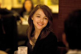 Chloë Grace Moretz, The Clouds Of Sils Maria