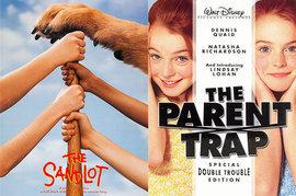 The Sandlot, The Parent Trap