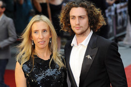 Aaron Taylor Johnson, Sam Taylor Johnson