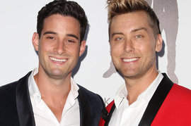 Lance Bass, Michael Turchin
