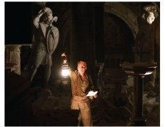 """Exorcist: The Beginning"" Movie still: Stellan Skarsgård"