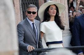 George Clooney, Amal Alamuddin