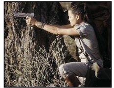 """Lara Croft Tomb Raider: The Cradle of Life""  Movie Still: Angelina Jolie"