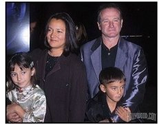 "Robin Williams at the ""Bicentennial Man"" Premiere"