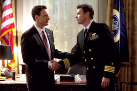 Tony Goldwyn, Scott Foley, Scandal
