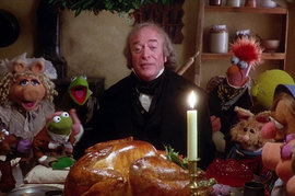 The Muppet Christmas Carol, Michael Caine
