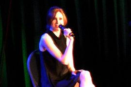 Karen Gillan Q&A Magic City Comic Con 2