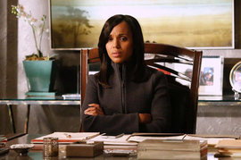 Scandal, Kerry Washington