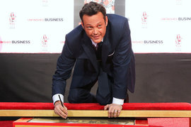 Vince Vaughn, Hand of Footprint Ceremony