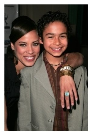 Tawny Cypress and Noah Gray-Cabey