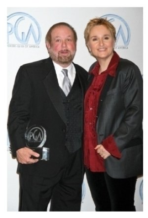 Ken Ehrlich and Melissa Etheridge