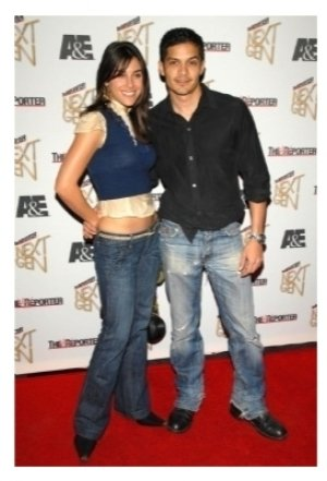 Monica Allgeier and Nicholas Gonzalez