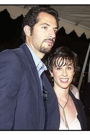"Guy Oseary and Alanis Morissette at the ""Starsky & Hutch"" Premiere"
