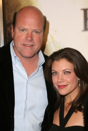 Rex Linn and Tiffany Shepis