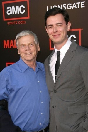 Robert Morris and Colin Hanks