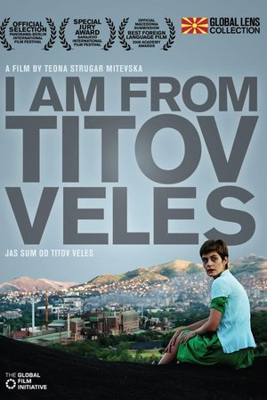 I'm from Titov Veles