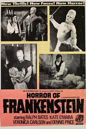 Horror of Frankenstein