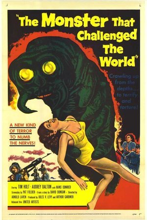 Monster That Challenged the World
