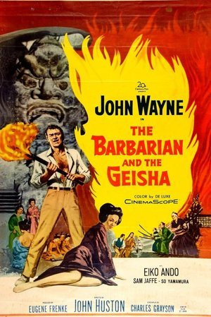 Barbarian and the Geisha