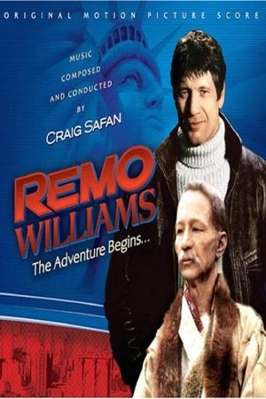 Remo Williams: The Adventure Begins...