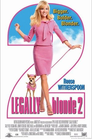 Legally Blonde 2: Red, White and Blonde