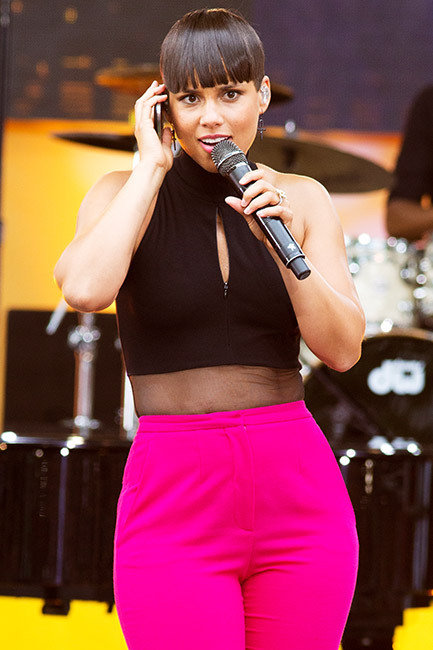 Alicia Keys, Good Morning America
