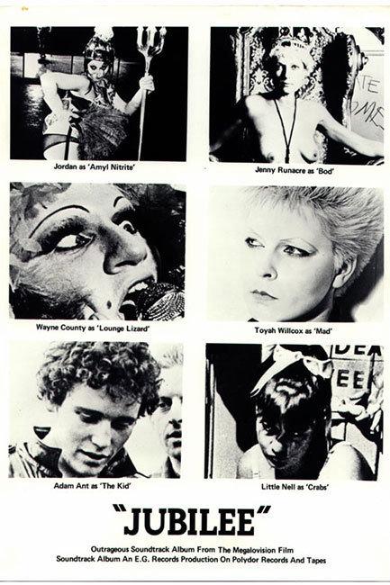 'Jubilee' [1978]