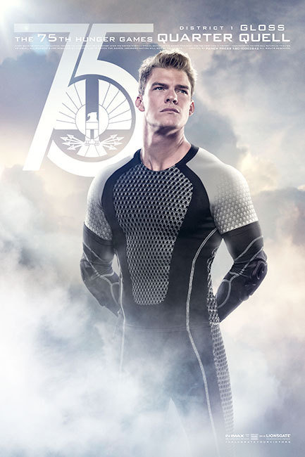 The Hunger Games: Catching Fire, Gloss