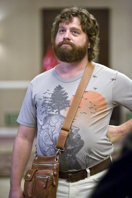 Zach Galifianakis, The Hangover