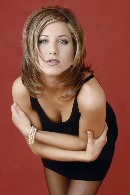 Jennifer Aniston, Friends