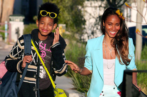 Jada Pinkett Smith Willow Smith