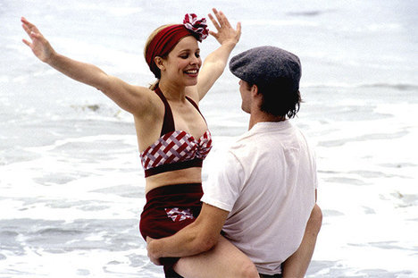 The Notebook, Ryan Gosling, Rachel McAdams