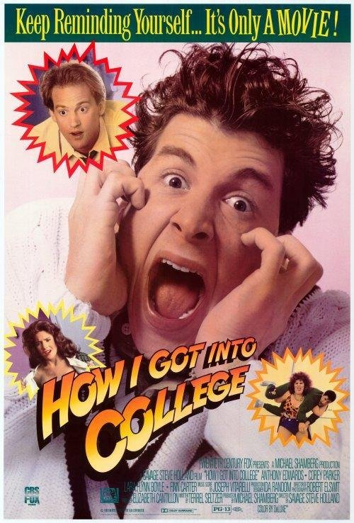 How I Got Into College