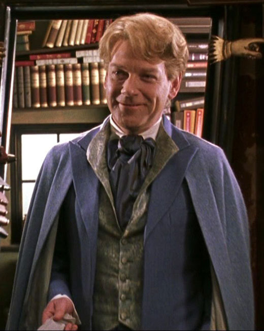 Professor lockhart actor