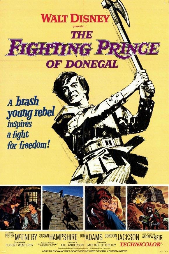 Fighting Prince of Donegal
