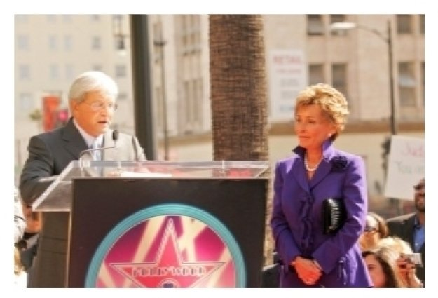 Judge Jerry Sheindlin and Judge Judy Sheindlin