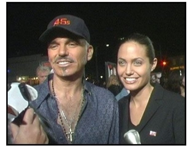Bandits premiere video still: Billy Bob Thornton and Angelina Jolie