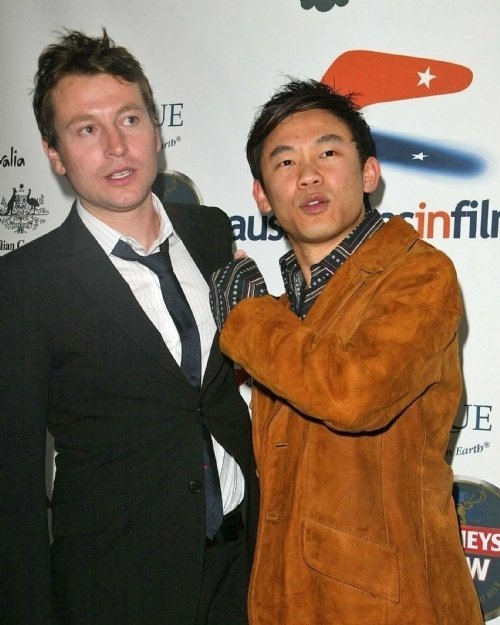 Leigh Whannell and James Wan