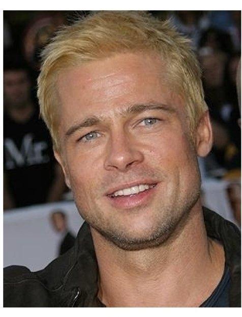 Mr. & Mrs. Smith Premiere: Brad Pitt