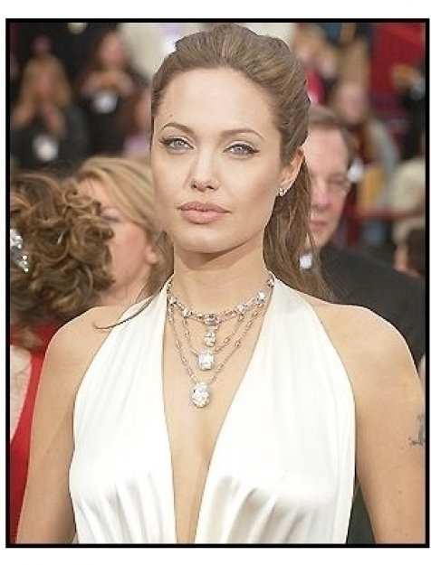 76th Annual Academy Awards – Angelina Jolie - Red Carpet