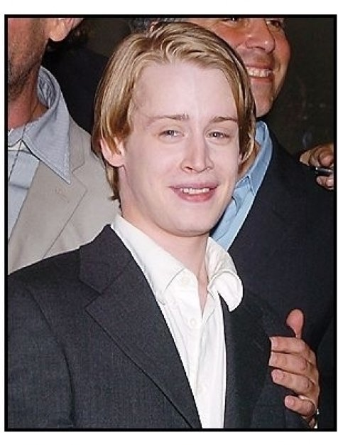 "Macaulay Culkin at the ""Saved!"" Premiere"