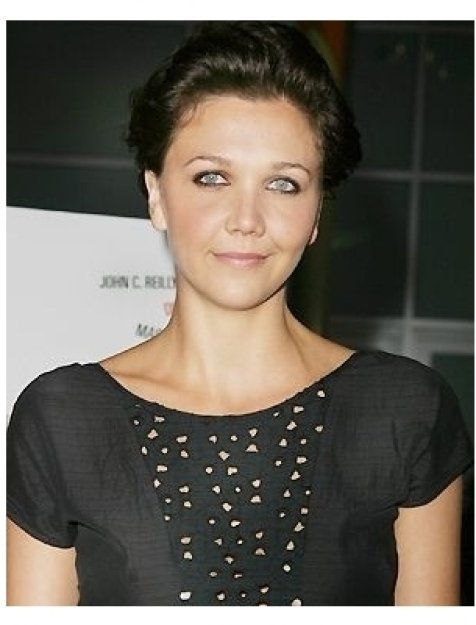 Maggie Gyllenhaal at the Criminal Premiere